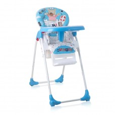 Lorelli Oliver Baby High Chair Blue