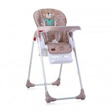 Lorelli Oliver Baby High Chair beige