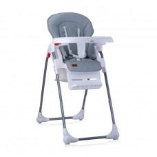 Lorelli Oliver Baby High Chair grey