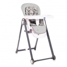 Lorelli Party Baby High Chair, cool grey