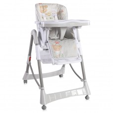 Lorelli Primo Baby High Chair White