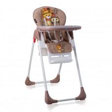 Lorelli Tutti Frutti Baby High Chair beige indians