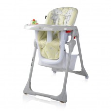 Lorelli Yam Yam Baby High Chair Yellow