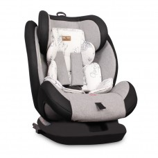 Lorelli Car Seat Corsica Isofix 0-36 kg Balck&Grey Cities