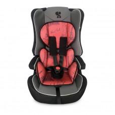 Lorelli Детски стол за кола Explorer 9-36кг червен