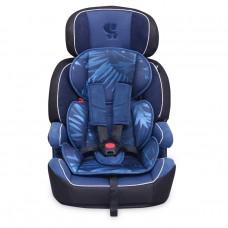 Lorelli Детски стол за кола Navigator 9-36кг. сини цветя