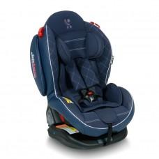 Lorelli Стол за кола Arthur SPS Isofix 0 - 25 кг. Blue Leather