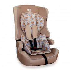 Lorelli Car Seat Explorer  9-36kg Beige Cute Bears