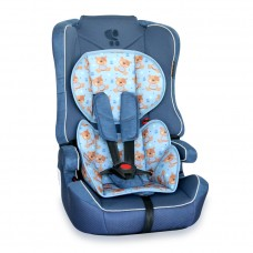 Lorelli Car Seat Explorer  9-36kg Blue Cute Bears