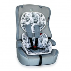 Lorelli Car Seat Explorer  9-36kg Blue Maps