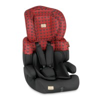 Lorelli Детски стол за кола Junior Plus 9-36 kg червен