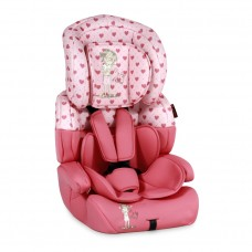 Lorelli Car Seat Lorelli Junior Plus 9-36 kg Pink