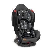 Lorelli Car Seat JUPITER SPS  0-25kg. Black Crowns