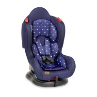 Lorelli Car Seat  Jupiter SPS 0-25kg. Blue crowns
