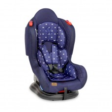 Lorelli Car Seat  Jupiter SPS 0-25kg. Blue crowns