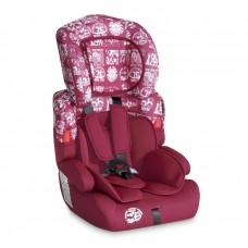 Lorelli Car Seat Kiddy Red 9-36kg