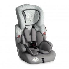Lorelli Car Seat Kiddy Grey 9-36kg