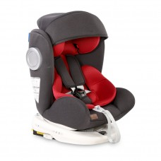 Lorelli Детски стол за кола Lusso SPS Isofix 0-36 кг, black and red
