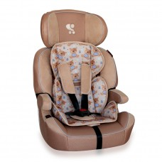 Lorelli Детски стол за кола Navigator 9-36кг.  Beige Cute Bears