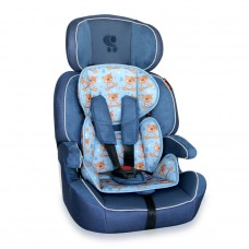 Lorelli Детски стол за кола Navigator 9-36кг. Blue Cute Bears