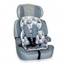 Lorelli Детски стол за кола Navigator 9-36кг. Blue Maps