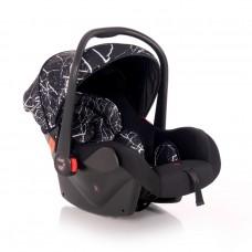 Lorelli Car Seat Pluto Group 0 + 0-13 kg, black marble