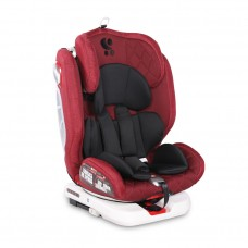 Lorelli Car Seat Roto Isofix  0-36 kg red