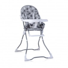 Lorelli Marcel Baby High Chair grey stars