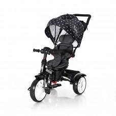 Lorelli Tricycle Neo Eva wheels, black crowns