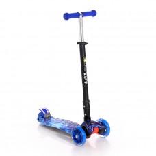 Lorelli Scooter Rapid, blue cosmos