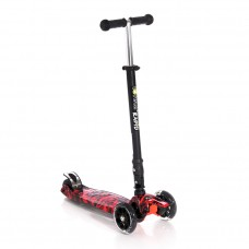 Lorelli Scooter Rapid, red fire