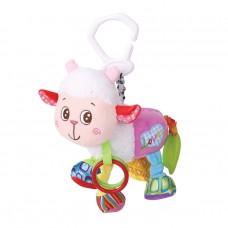 Lorelli Мека играчка Агънце с вибрация