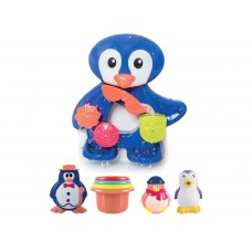 LUDI Penguin bath set