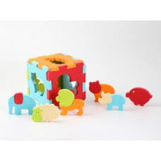 LUDI Foam Puzzle Animals
