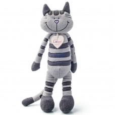 Lumpin Плюшена играчка Коте Ангелика, 36 см