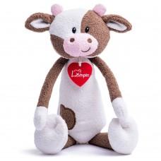 Lumpin Плюшена играчка кравичка Рози