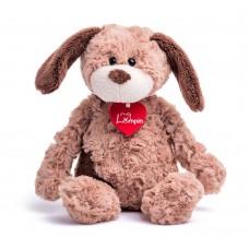 Lumpin Плюшена играчка куче Джосеф 28 см