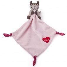 Lumpin Бебешка играчка за гушкане Коте Анжелика