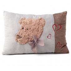 Lumpin Teddy Bear Pillow