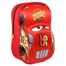 Cerda 3D Little backpack Cars Mcqueen