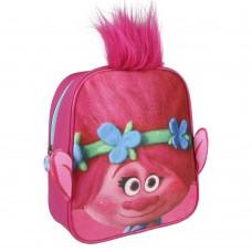 Cerda 3D Little backpack Trolls girl