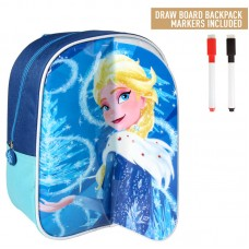 Cerda Little backpack with markers for coloring Frozen