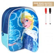 Cerda Mалка раница с маркери за оцветяване Frozen
