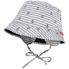 Maximo Baby summer hat, anchor