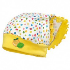 Maximo Baby summer hat, multicolor dots