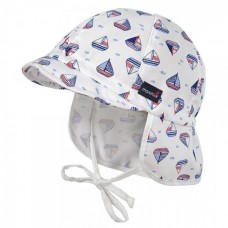 Maximo Baby summer hat, boats
