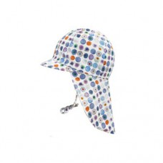 Maximo Baby summer hat, dots