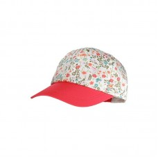 Maximo Kid summer cap flowers
