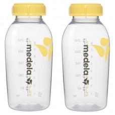 Medela breastmilk bottles 250ml (2pack)