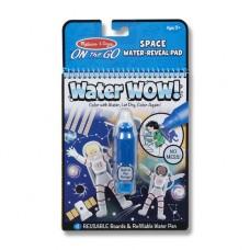 Melissa & Doug Книжка за оцветяване с вода Космос